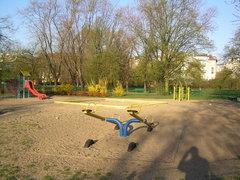Plac zabaw na Pradze