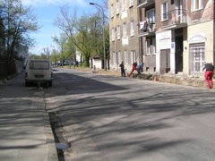 Remont ulicy Skaryszewskiej