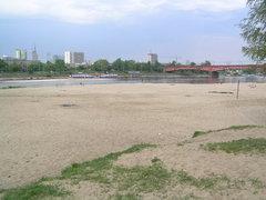 Plaża Miejska przy Stadionie Narodowym