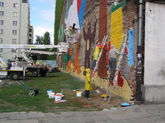 Mural Brzeska 14