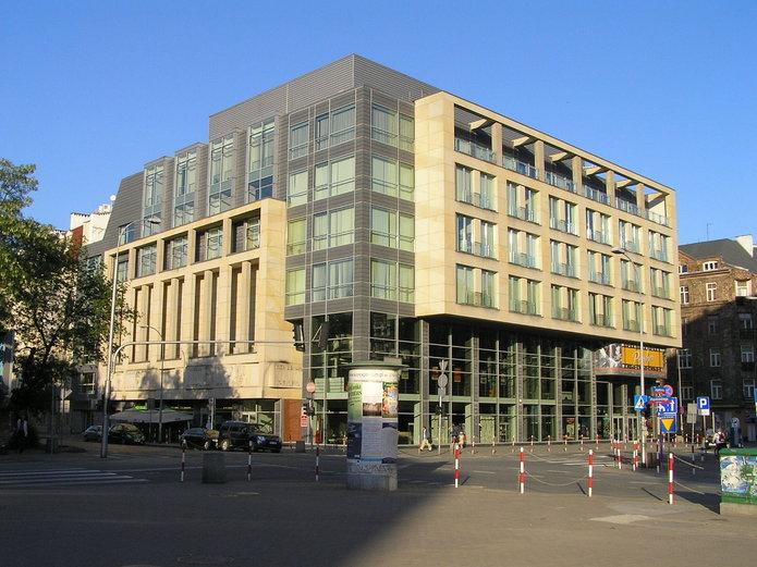 Budynek Kina Praha