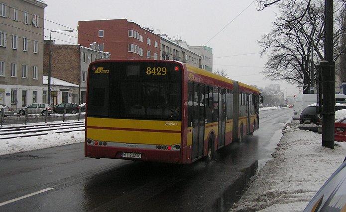 Zmiany wfunkcjonowaniu linii autobusowych