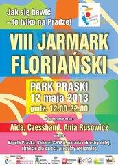Jarmark Floriański 2013 - plakat