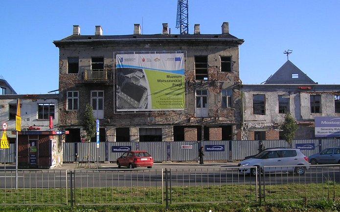 Muzeum Warszawskiej Pragi wbudowie