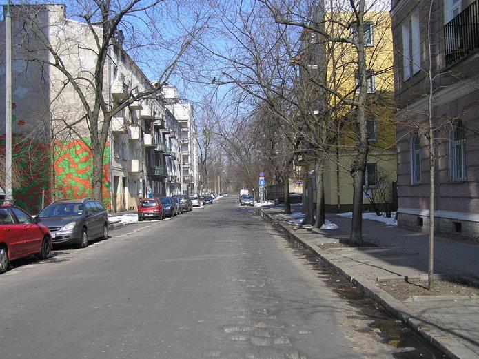 Strefa płatnego postoju na ulicy Panieńskiej