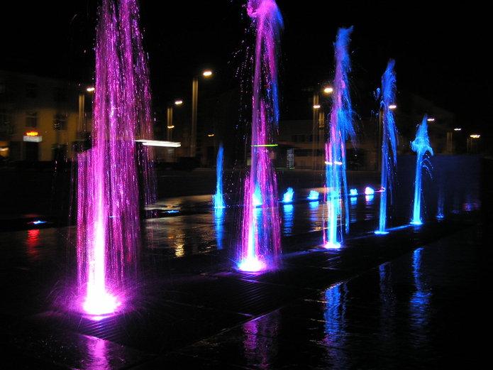Fontanna na Placu Szembeka