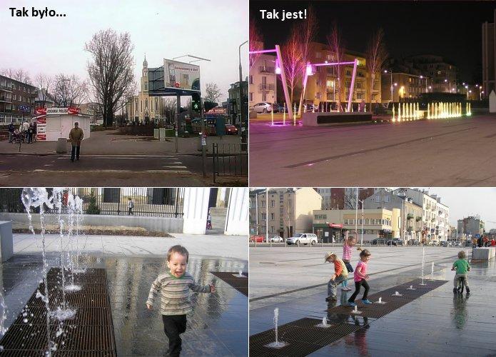 18 maja uroczyste otwarcie Placu Szembeka