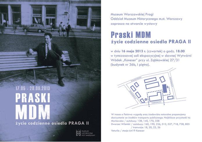 Wystawa Praski MDM