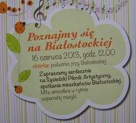 Piknik na Białostockiej