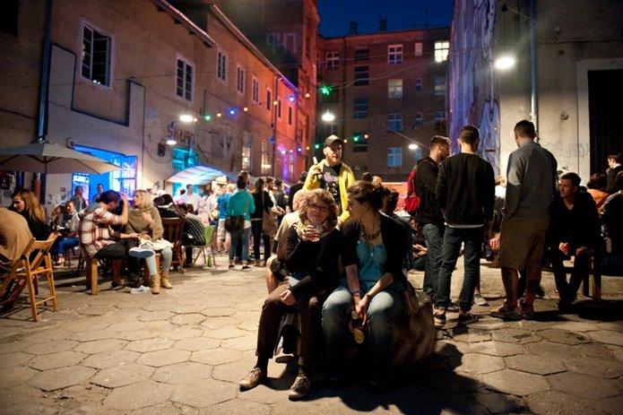 Noc Pragi 2013 - fot. Urząd Dzielnicy Praga Północ