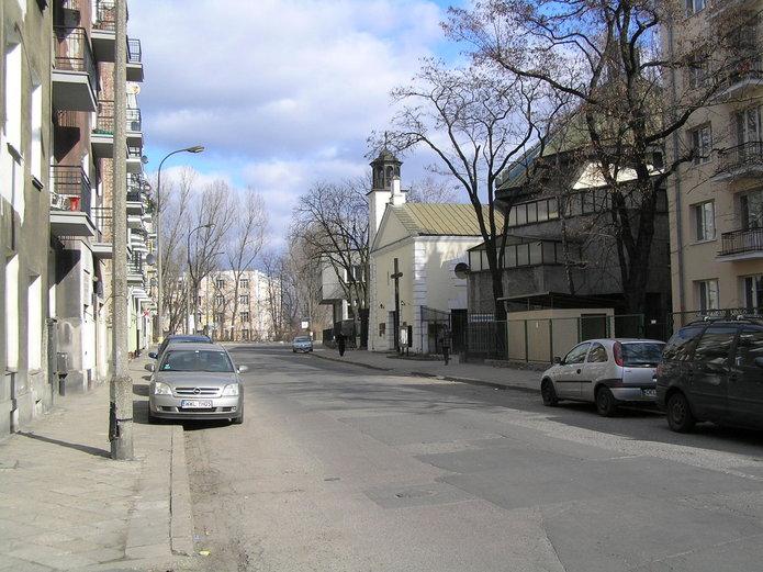 Msze dla samotnych na Skaryszewskiej