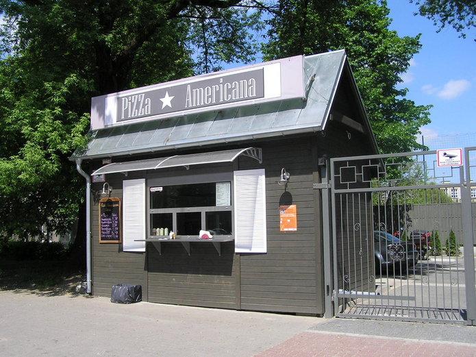 Pizza Americana na Grochowskiej 344