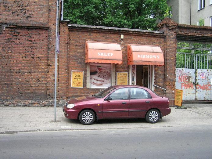 Grochowska 224 - Sklep SPC