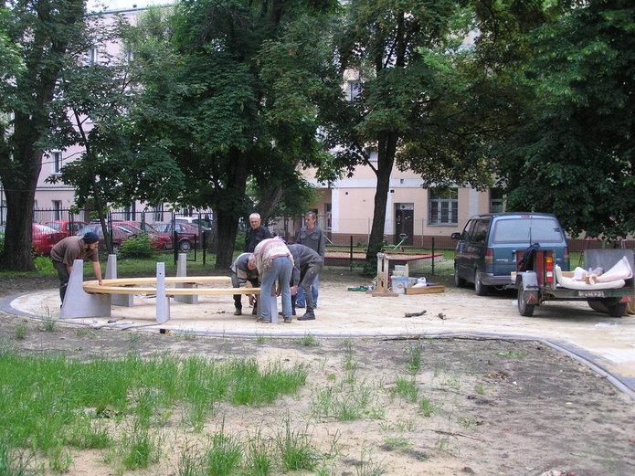 Piazza na Kamionku