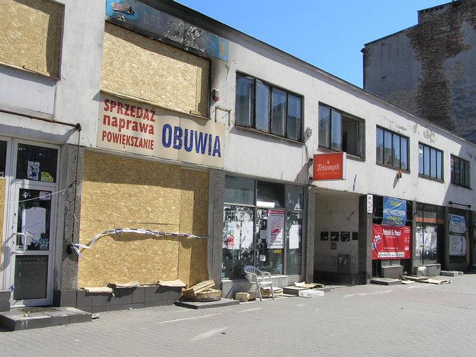 Pawilony Zamieniecka/Grochowska