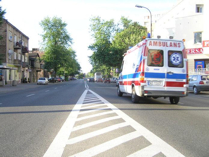 Ulica Radzymińska