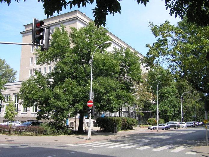 Kłopotowskiego 15 Urząd Dzielnicy Praga Północ
