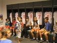 Wycieczka dzieci na Stadionie Narodowym
