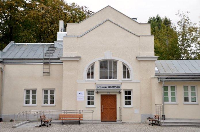 Nowa Przychodnia Szpitala Praskiego