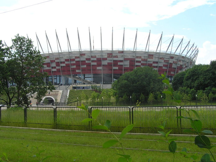 Stadion Narodowy wWarszawie
