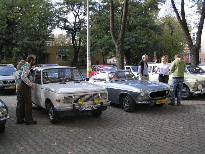 IV Praski Rajd Pojazdów Zabytkowych