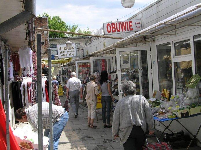 Bazar Szembeka na Grochowie