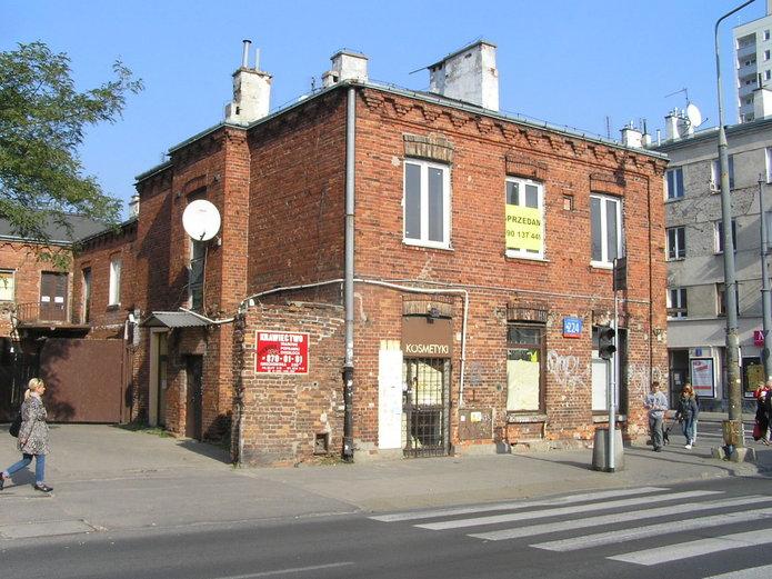 Jaki los czeka budynek dawnej piekarni na Grochowskiej?