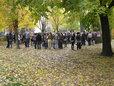 To jest nasz park - pikieta wparku przy Kawęczyńskiej