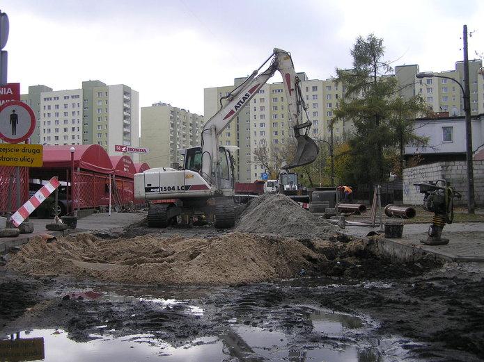 Przebudowa ulicy Witolińskiej