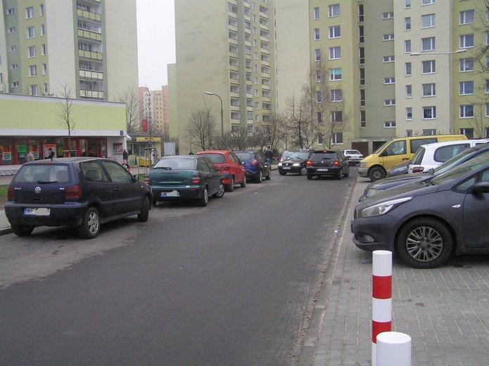 Ulica Witolińska po remoncie