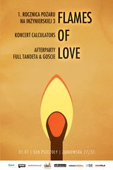 Plakat: Flames of Love