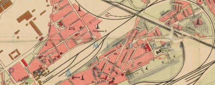 Michałów mapa
