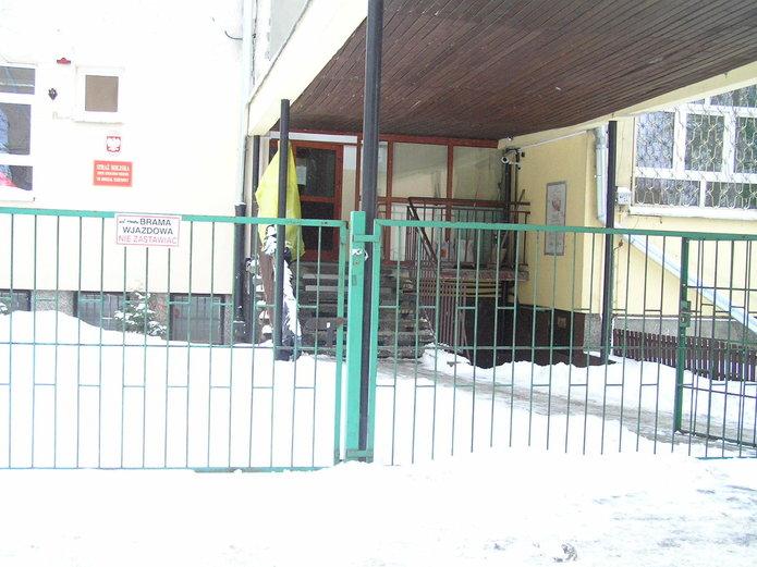 Nowa siedziba straży miejskiej przy ul. Kobielskej 5