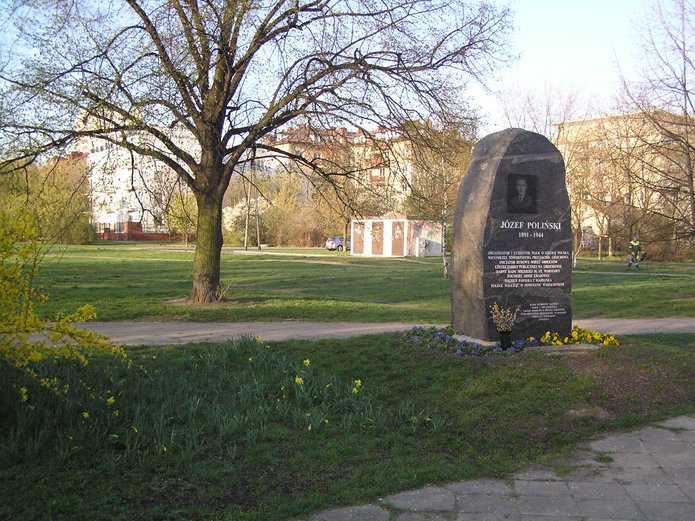 Park Polińskiego zostanie przebudowany