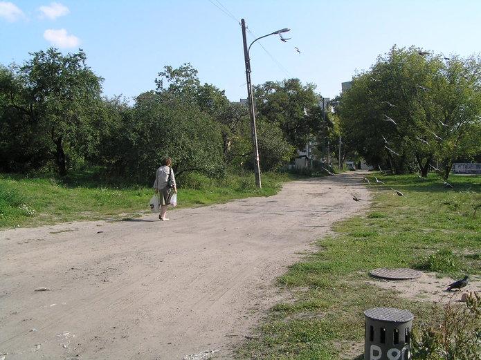 Jedna zulic na Grochowie