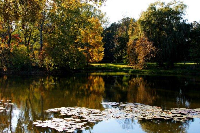 Park Skaryszewski, fot. B. Sztabowski