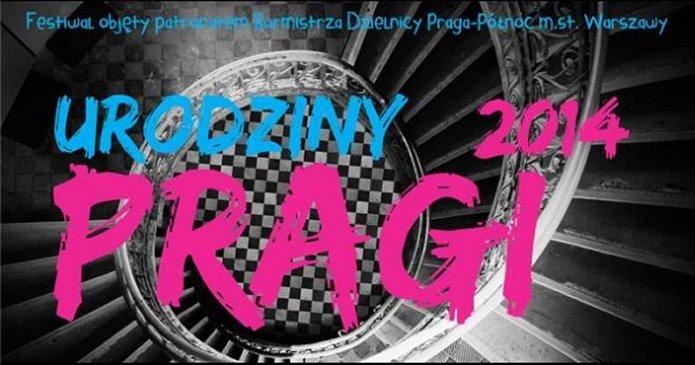 Urodziny Pragi 2014: program