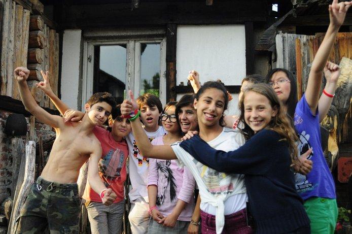 Brave Kids wWarszawie, fot. Piotr Kuna
