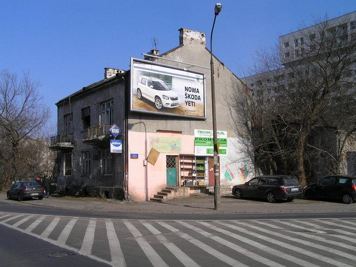 Budynki przy Wiatracznej 10a i12 na Grochowie