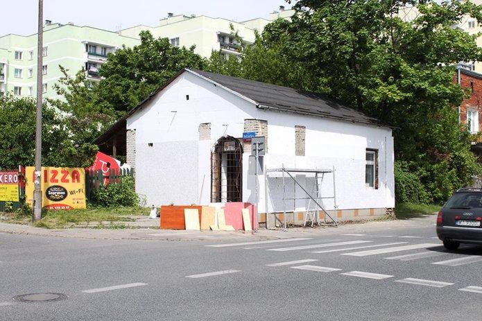 Zieleniak na Zamienieckiej, fot .facebook.com/zieleniakpraga