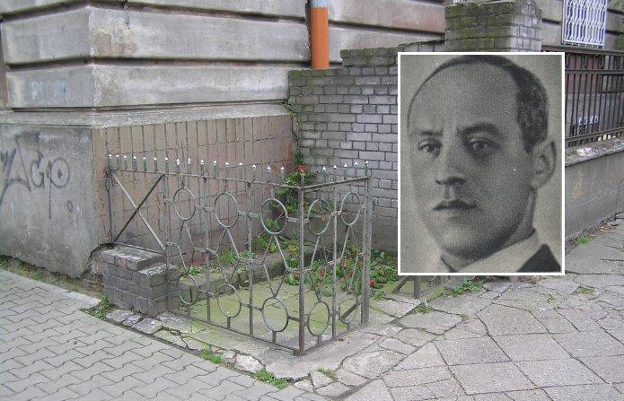 Izydor Koszykowski - miejsce pamięci