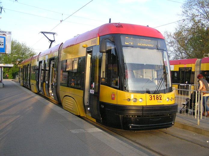 Linia 24 - Pętla Gocławek