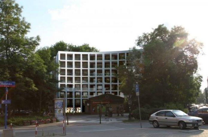 Praskie Ogrody - wizualizacja. mat. Inwestora
