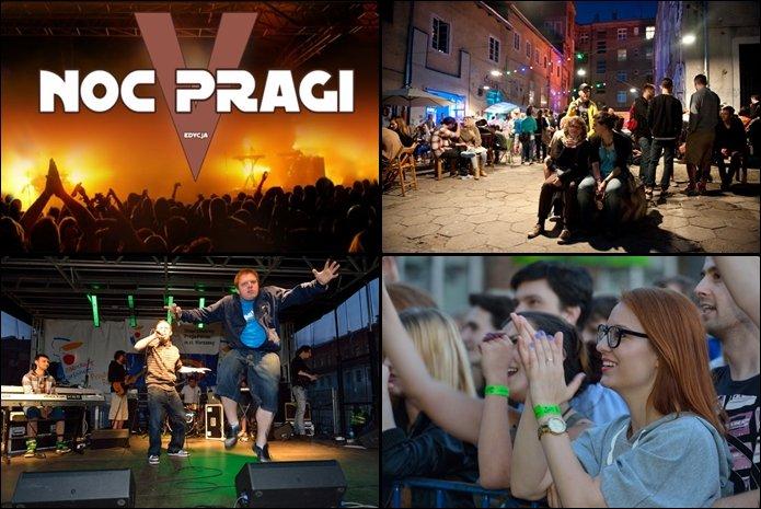 Noc Pragi - 27 czerwca 2014 r.