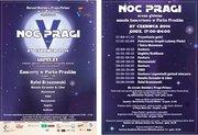 Noc Pragi 2014 - ulotka
