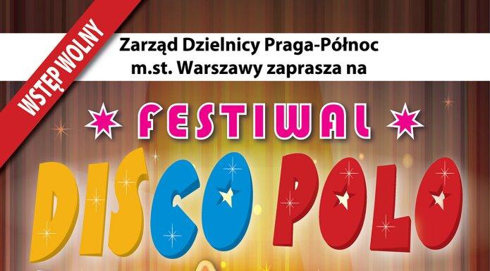 Festiwal Disco Polo wParku Praskim