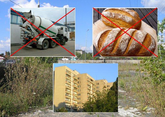 Putki nie zbuduje piekarni na Grochowie