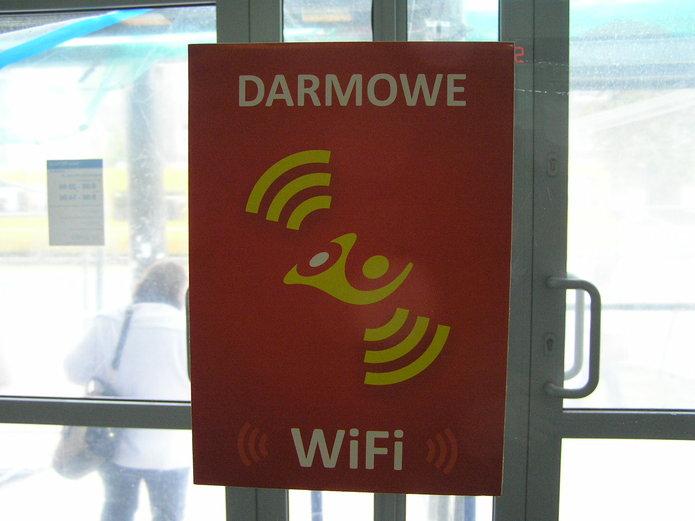 Internet Wi-Fi na poczcie