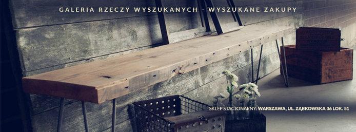 Ząbkowska 36 - Galeria Rzeczy Wyszukanych