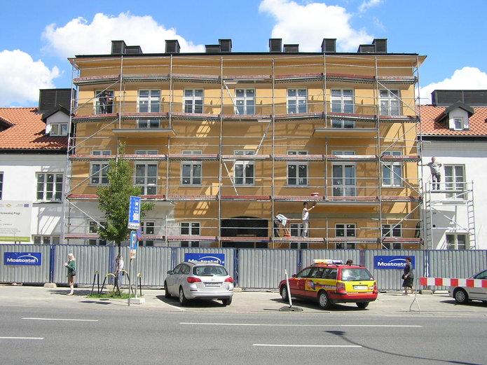 Muzeum Pragi wbudowie